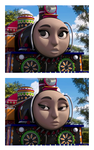 Ashima is NOT amused... by MaddGirlz3761