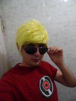 Dave Strider Cosplay Wip. by brandonale