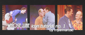Whose Line icon tutorial pack by lonely-secrets