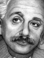 Albert Einstein by number9design