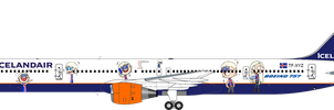 SATW livery - Iceland by SkyRider747