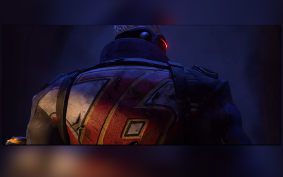 Soldier 76 Wallpaper by miloscub