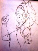 Listen to the Music Play by CW--Ahsoka-Tano