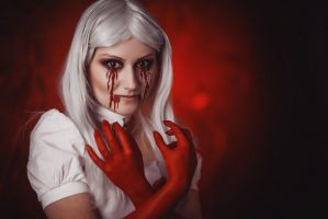 Here I am by Lady-I-Hellsing