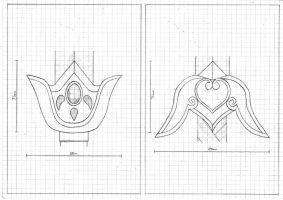 The Manga Tsuba Designs: Pt 22 by chioky
