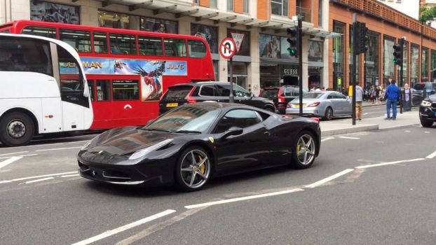 458 front by Car-lover33