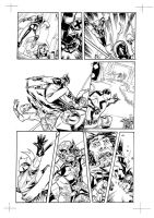 Uncanny X-men sample page 3 by Ed-Hunter