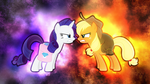 Staredown by Game-BeatX14