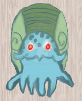 Pokemon Fusion: Bulbnyte by HCShannon