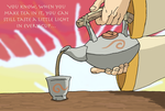 A little Light In Every Cup by faithless12