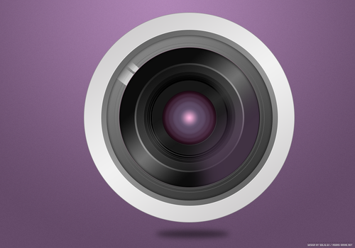Camera Lens by SolidGx