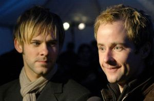 Billy Boyd an Dominic Monaghan by Lexi-Loveless