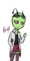 Head Interrogator Krux by Devikel