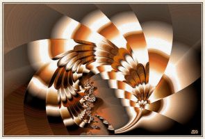Karl May's Spiral by de-fracto