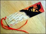 Bookmark Commission - Warring Soldier by nitefise