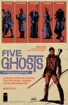 Five Ghosts Image Comics Teaser by letterbox2k1