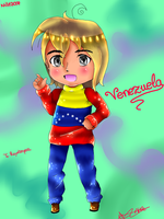 .::AT::.Venezuela APH Oc by Nite3007