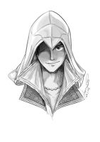 assassin'S Creed II ezio by Moonsia-Chuu-Chuu