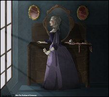 The Duchess of Cermeney. by Dioxi3
