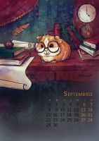 September by mary-petroff
