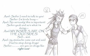 Axel - Inside Out by Fiftyshadesofkay