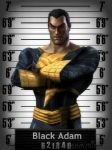 Black Adam by sylgrio