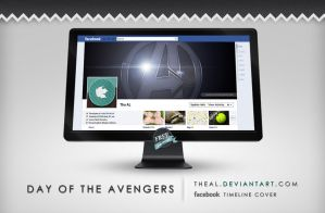 Day of the Avengers Timeline Cover by TheAL
