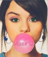 MySelena MakeUp by MyMusicalWorld