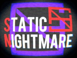 (Animation) Static Nightmare Logo v2 (UPDATE #2) by MatchSignal3D