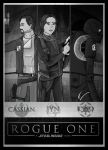 Rogue One Poster by MartyRossArts