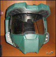 MkVI Helmet Sean bradley by ArmorCorpCustoms