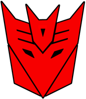 Shattered Glass Decepticon Logo by KalEl7