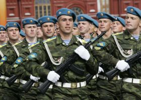 Russian Airborn Troops by ShitAllOverHumanity