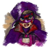 Hit girl by sczobof