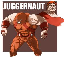 JUGGERNAUT ANIMATED by CHUBETO