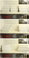 Mini Stair Cases! by moofestgirl