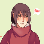 Rin Uchiha by Mister-Pancakes
