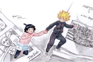 Naruto - The End is the Beginning by Nick-Ian