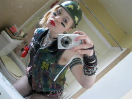 Tank Girl Costume 02 by AliceArkham