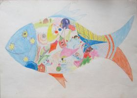 The fish by Cunami-in-october