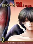 Broken Wings ~ Volume 2 Cover by ChibiStarChan