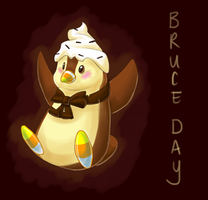 Bruce Day Neopets by Draxorr