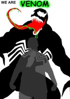 Venom: Lethal Protector by TheOneTrueSirCharles