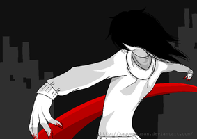 Jeff the killer by KagomeKuran
