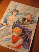 Gintama Original Fan-art by omarjebari