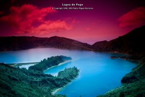 Lagoa do Fogo by too-much4you