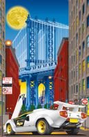 New York - Manhattan Bridge by exotic-legends