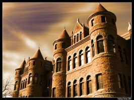 The Old Court House by AdMortem