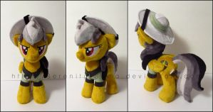 Plushie: Daring Do - My Little Pony: FiM by Serenity-Sama
