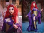 New Costume - Medusa from Marvel's Inhumans by yayacosplay